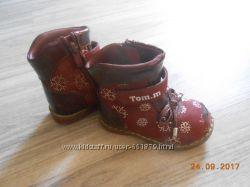 Ботиночки на девочку демисизон.