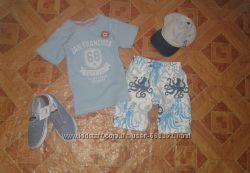 Брендова футболка комплект 79грн