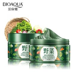 Грязевая маска с экстрактом овощей BIOAQUA Vegetables Treatment Mask 120ml