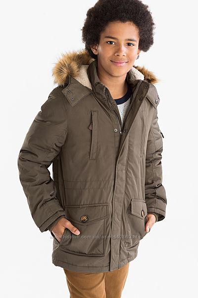 Парка куртка C&A 128 рост