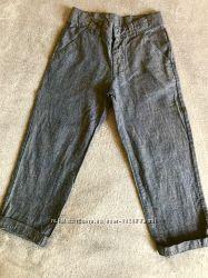 Легкие штанишки на лето от Mothercare . На 3-4 года, 104см. В идеале
