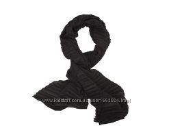 Воздушный шарф 180-70 esmara германия черный шаль
