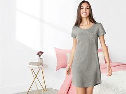 Ночная рубашка, домашнее платье, ночнушка, xs 32-34, Esmara, германия