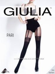 Шикарные колготки Giulia с имитацией чулок