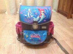 Рюкзак школьный каркасный zibi