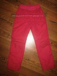 утепленные штаны, рост 122