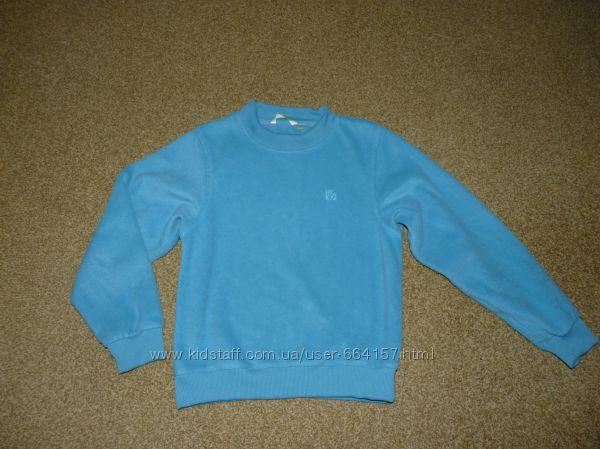 свитер, свитшот для девочки track&field на 9-10 лет