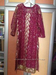 Костюм -платье для востока, индийские танцы