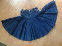 Фирменная юбка миди Dolce&Gabbana