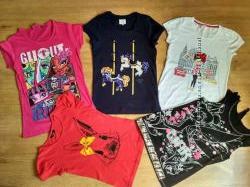 Фірмові футболочки і топіки  George, Next, Disney в ідеалі