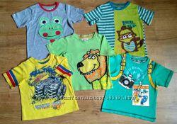 Фірмові футболочки, майки