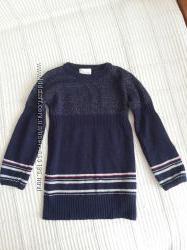 Наши теплые платья chicco 104