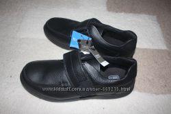 Черные кожаные туфли для школы next, 39 размер