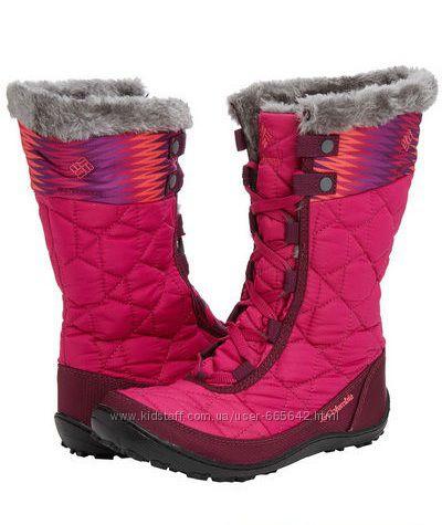 Зимние сапоги ботинки Columbia Womens Minx Mid II Omni-Heat Waterproof 39 р