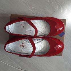 Нарядные туфли Evie 35р 22см
