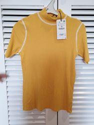 Супер цена на базовую кофту футболку Zara