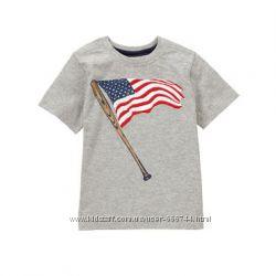 футболка для сына и папы Gymboree