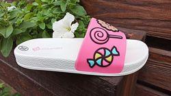 Летние шлепанцы для девочки ТМ Calypso 9503-001