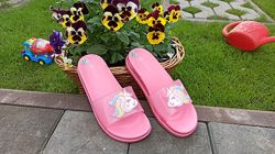 Тапки пляжные для девочек ТМ CLY Calypso 20505-002