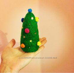 Новогодние игрушки  хенд мейд