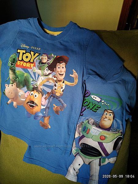 Фирменные футболки для мальчиков