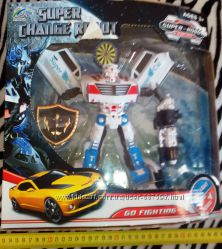 Трансформер super change robot