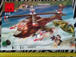 Новый конструктор вертолёт