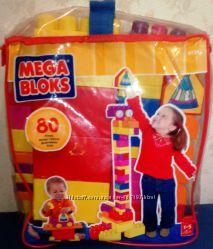 Конструктор Mega bloks 80 деталей