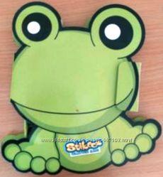 Папка жабка для коллекции фигурок
