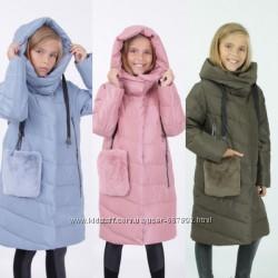 Пальто куртка  зимнее PUROS PORO 134 см140 см146 см152 см158 см