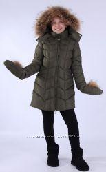 Пальто пуховик Snowimage 140см 146см 152см 158см 164см