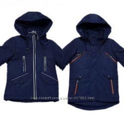 Демисезонная куртка 104см 110см 116см 122см 128см 134см 140см 146см