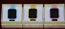 Детские умные часы телефон с GPS Smart Baby Watch q528 с камерой, фонариком