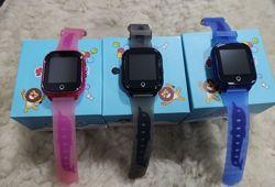 Детские умные водонепроницаемые часы K21