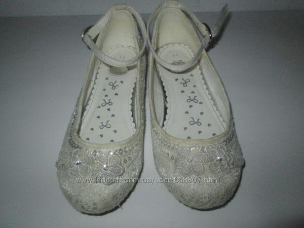 Нарядные туфли TU 18 см