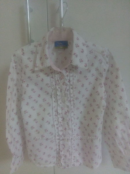 Рубашка, блузка 116 р