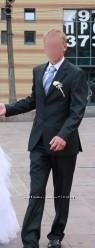мужской костюм Трембита классика деловой свадебный офис