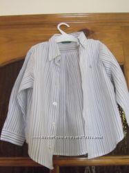 Класичний варіант хлопчачої сорочки від Benetton