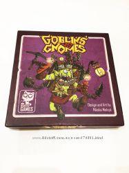 Настольная игра Goblins VS Gnomes - улучшенный Саботер