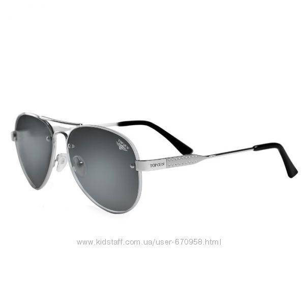 Поляризационные очки Top Gun Polarized Aviator RIVET
