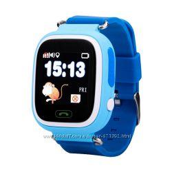Детские умные часы с GPS трекером TD-02 Q100
