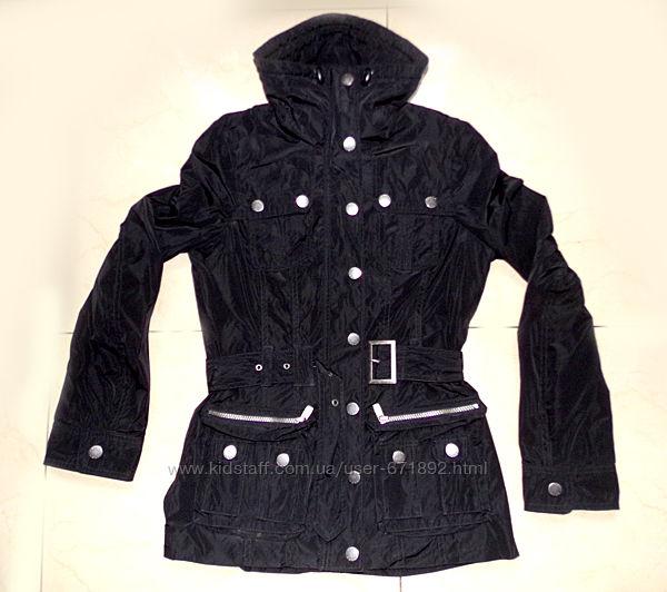 Куртка демисезонная NEXT p.8 S стильная дождевик