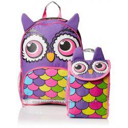Школьный Рюкзак и сумка для завтрака 2в1 Mystic Apparel