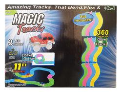 Трек Magic Tracks 360 дет. , 1 машинка 2832