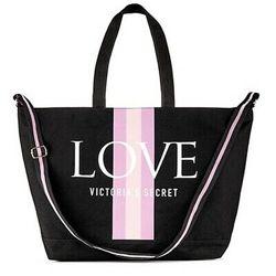 коттоновая сумка Victoria&acutes Secret