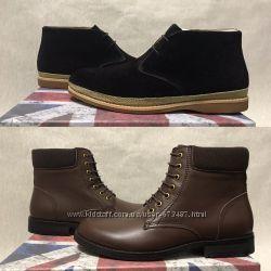 English Laundry Sudbury Wynn оригинал р. 43 44 кожаные туфли ботинки