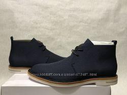 Calvin Klein Jonas Nylon оригинал р. 46 47 48 new туфли ботинки синие новые