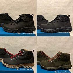 Columbia Newton Ridge оригинал 39 - 46 new ботинки черные зимние коламбия
