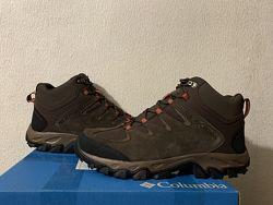 Columbia Buxton Peak Mid оригинал р. 46 47 new ботинки salomon keen merrell
