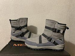 Merrell Icepack 8 Mid Zip Polar оригинал р. 38 39 new ботинки зимние зима
